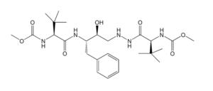 Atazanavir Des(pyridylbenzyl) Impurity