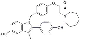 Bazedoxifene N-Oxide