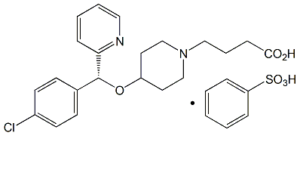 Bepotastine Besylate (R)-Isomer