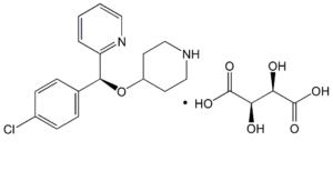 Bepotastine Desbutyrate Impurity