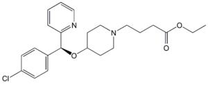 Bepotastine Ethyl Ester