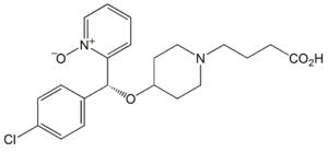 Bepotastine N-Oxide