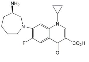 Besifloxacin 8-Dechloro Impurity