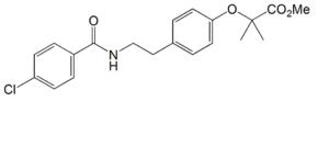 Bezafibrate EP Impurity C