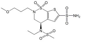 Brinzolamide Methanesulfonyl Amide
