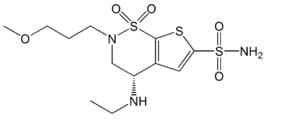 Brinzolamide USP RC A