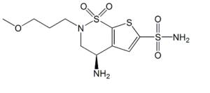 Brinzolamide USP RC B