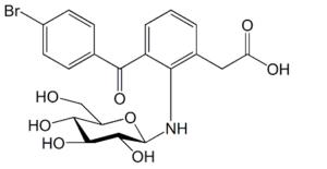 Bromfenac N-β-D-Glucoside