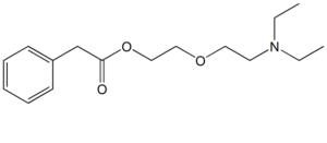 Butamirate Desethyl Impurity