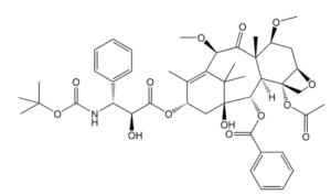 Cabazitaxel (2S,3R)-Isomer