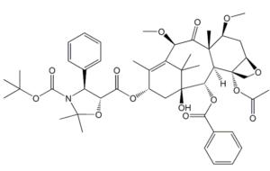 Cabazitaxel Oxazolidine Impurity