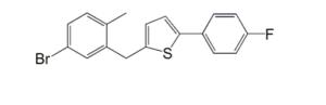 Canagliflozin Bromo Impurity