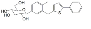 Canagliflozin Desfluoro Impurity