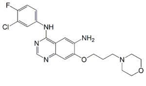 Canertinib N-Despropenyl Impurity