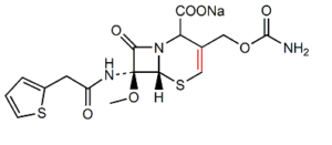 Cefoxitin EP Impurity B