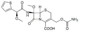 Cefoxitin EP Impurity E