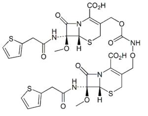 Cefoxitin EP Impurity G