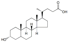 Chenodeoxycholic Acid EP Impurity C