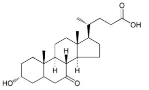 Chenodeoxycholic Acid EP Impurity F