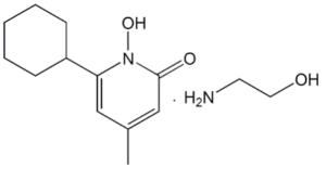 Ciclopirox Olamine