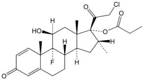 Clobetasol Propionate EP Impurity C