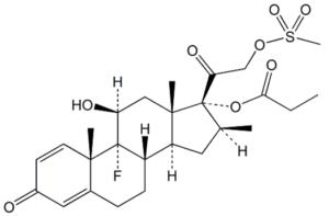 Clobetasol Propionate EP Impurity I