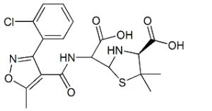 Cloxacillin EP Impurity A
