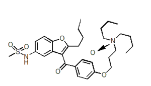 Dronedarone N-Oxide