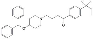 Ebastine EP Impurity E