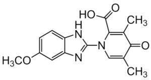 Esomeprazolehydrolysis impurity