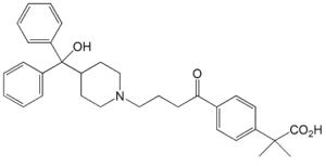 Fexofenadine EP Impurity A