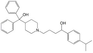 Fexofenadine EP Impurity C