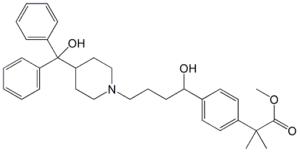 Fexofenadine EP Impurity D