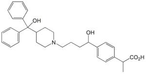 Fexofenadine EP Impurity F