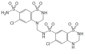Hydrochlorothiazide EP Impurity C
