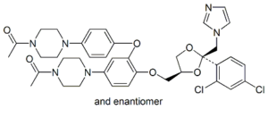 Ketoconazole EP Impurity B