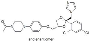 Ketoconazole EP Impurity C