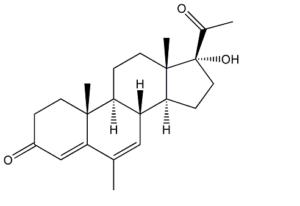 Megestrol Acetate EP Impurity B