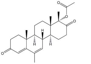 Megestrol Acetate EP Impurity C