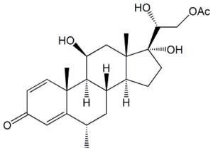 Methylprednisolone Acetate EP Impurity A