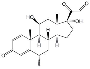 Methylprednisolone Acetate EP Impurity C