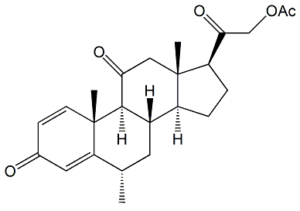 Methylprednisolone Acetate EP Impurity F