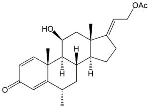 Methylprednisolone Acetate EP Impurity H