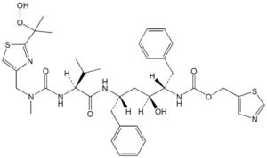 Ritonavir EP Impurity G