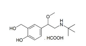 Salbutamol EP Impurity A
