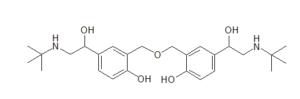 Salbutamol EP Impurity F