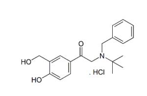 Salbutamol EP Impurity G