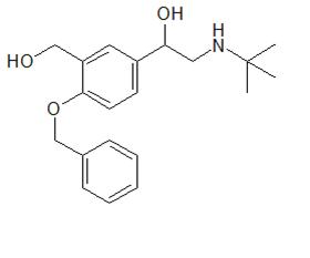 Salbutamol EP Impurity I