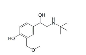 Salbutamol EP Impurity M