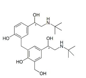 Salbutamol EP Impurity N